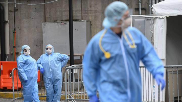 Estados Unidos con más de 124.000 casos y más de 2.100 muertes por Covid-19