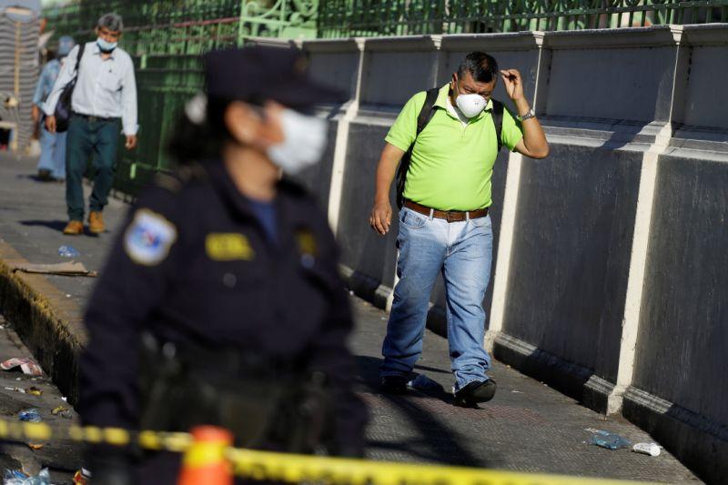 El Salvador contabiliza 30 casos de COVID-19 y amplía el estado de excepción