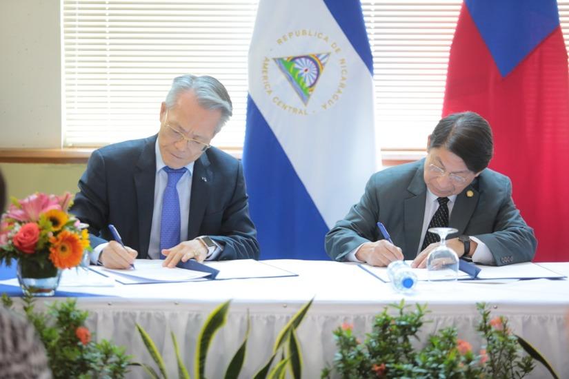 Taiwán dona un millón de dólares a Nicaragua para combatir el Coronavirus