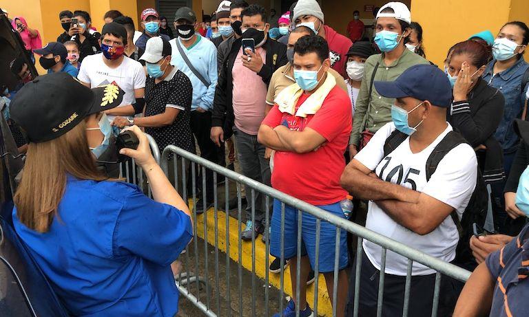 Nicaragüenses en Panamá retornarán en salidas controladas