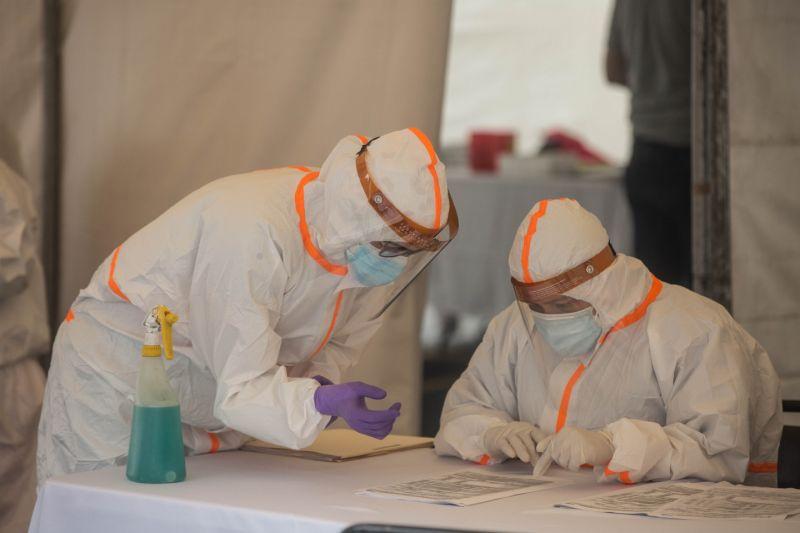 Guatemala registra 34 muertes por COVID-19 y 1.123 nuevos casos en 24 horas