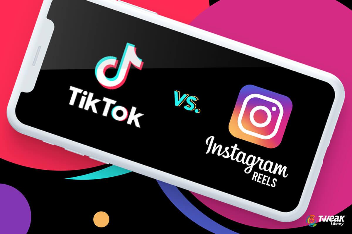Reels, la nueva función de Instagram para competir contra TikTok.