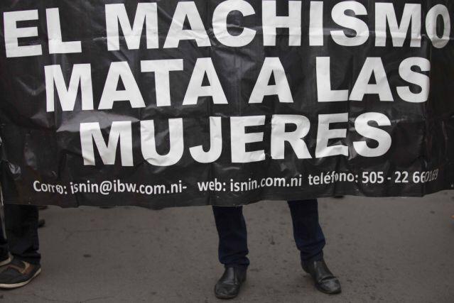 Al menos 57 mujeres han sido asesinadas en Nicaragua en lo que va de año