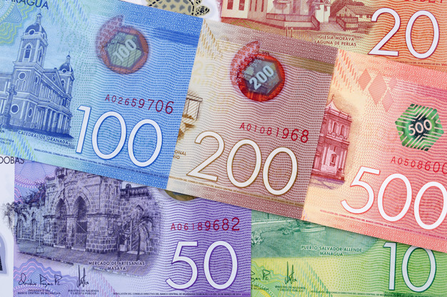 Nicaragua reduce la devaluación del córdoba frente al dólar de 3 a 2 % anual