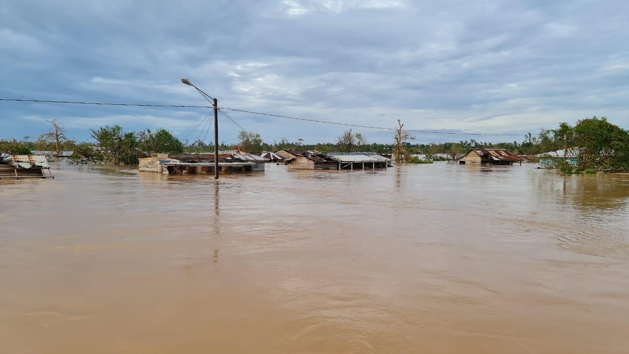 El huracán Iota dejó sin acceso a agua potable a 98.000 familias en Nicaragua