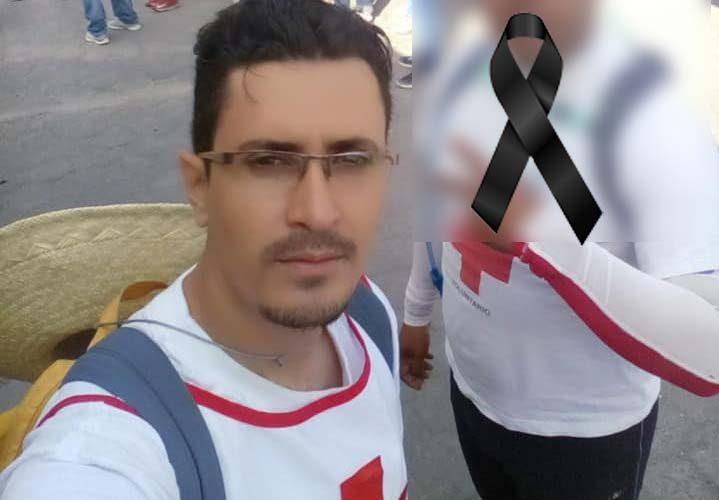 Socorrista de Cruz Roja fallece tras sufrir accidente de tránsito en Estelí