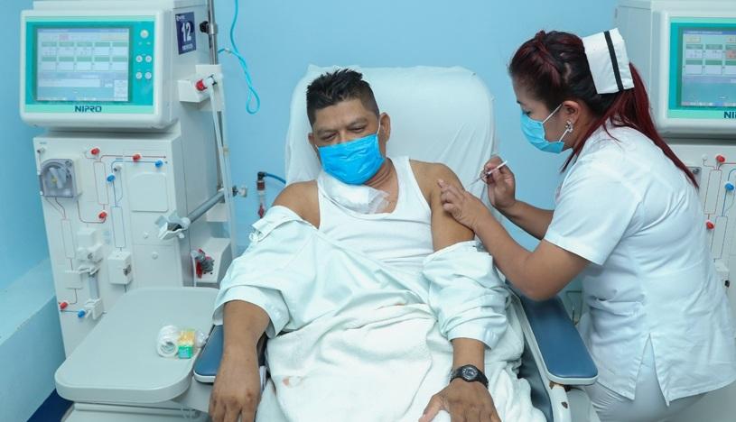 Anuncian calendario de vacunación voluntaria contra el Covid-19 en Nicaragua