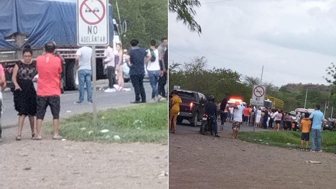 5 muertos, entre ellos un niño, en accidentes de tránsito en Nicaragua