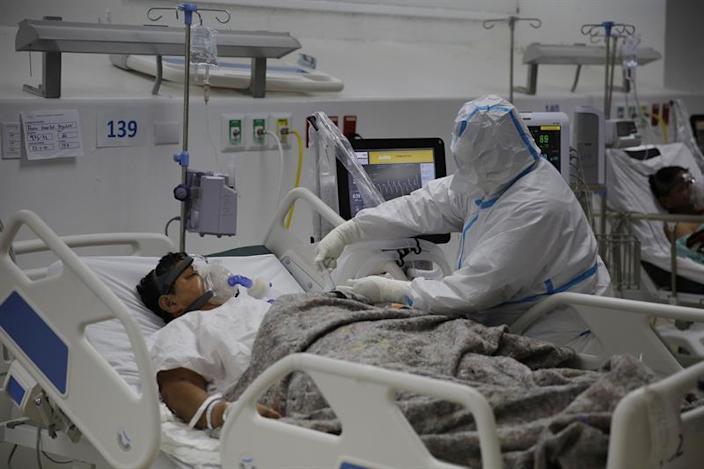 El Salvador registra diez muertes más por la covid-19 en las últimas 24 horas