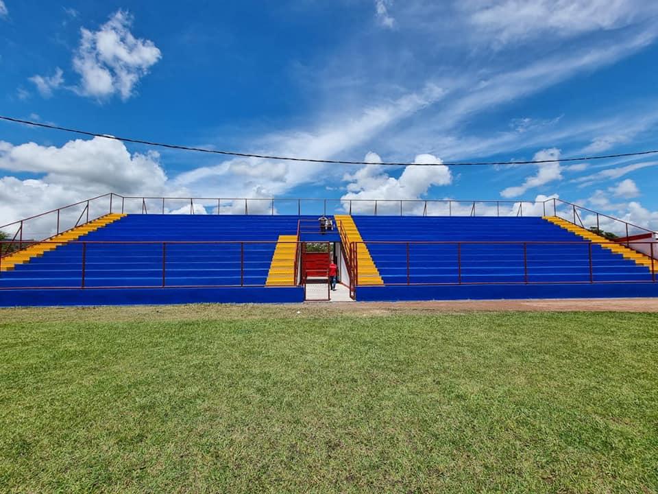 Nuevas graderías del estadio de béisbol de Estelí,serán inauguradas este fin de semana