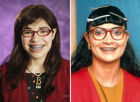 Ugly Betty e Betty la fea