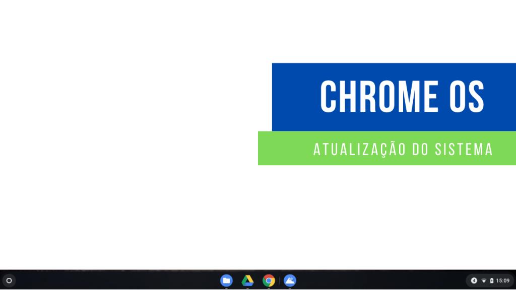 Atualização do ChromeOS