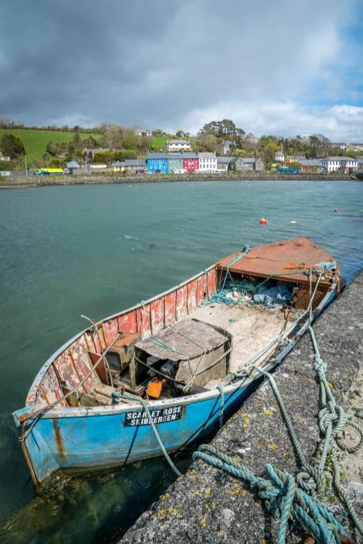 Bantry Bay Boat