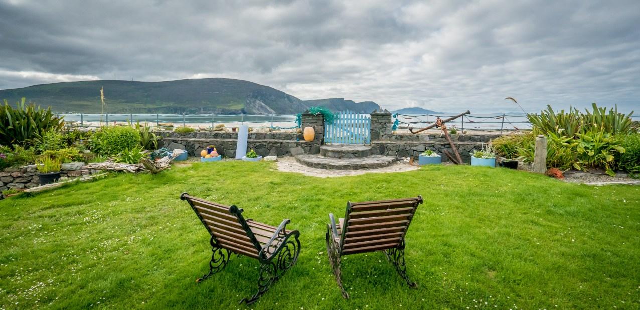 Bervie House View, Achill Island, Ireland