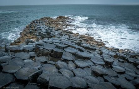 Giants Causeway Sea View - Ireland