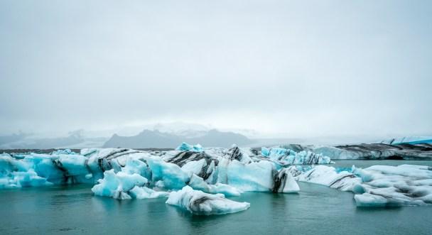 Jökulsárlón Glacier Lagoon2 , Iceland