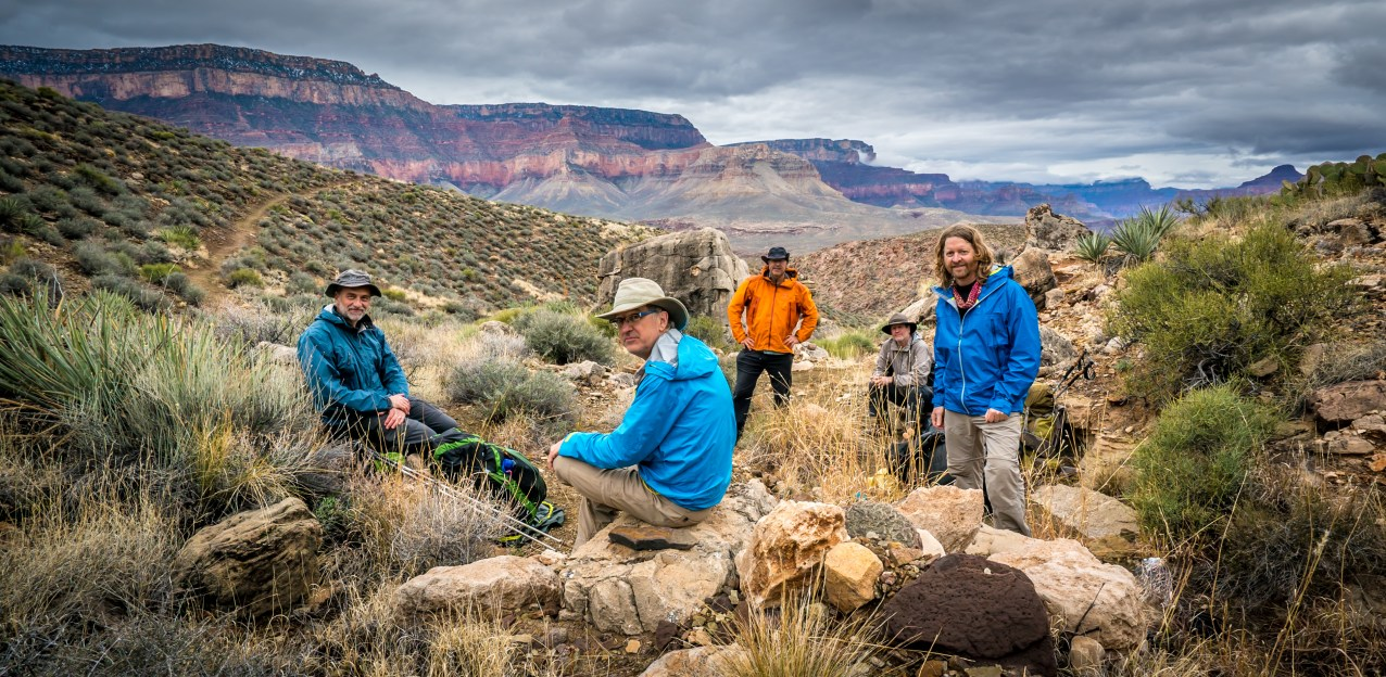 Group Shot - Grand Canyon , Arizona