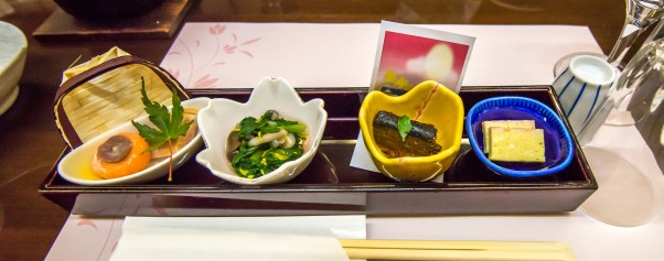 Hakone Ryoken Dinner-1