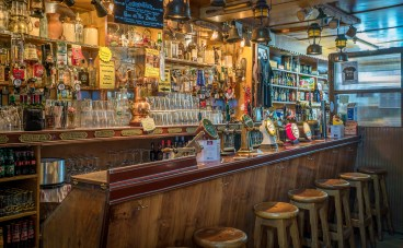 Ma Murphys Bar Interior, Bantry, Ireland