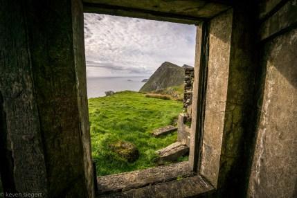 Ocean View from Achill - Ireland