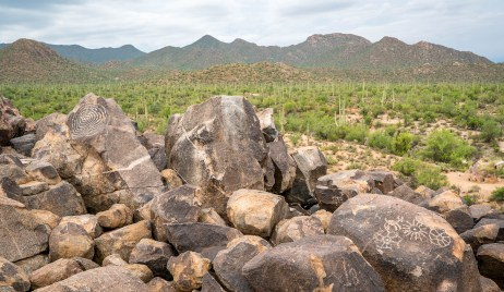 Signal Hill - Arizona