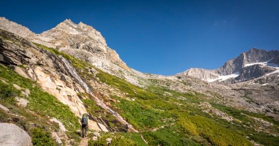 HST - Approaching Precipice Lake