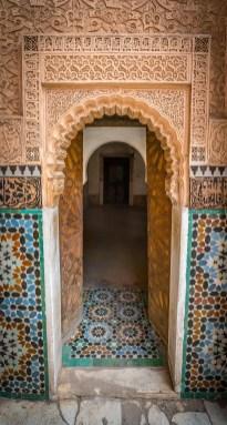 Tiled Entry