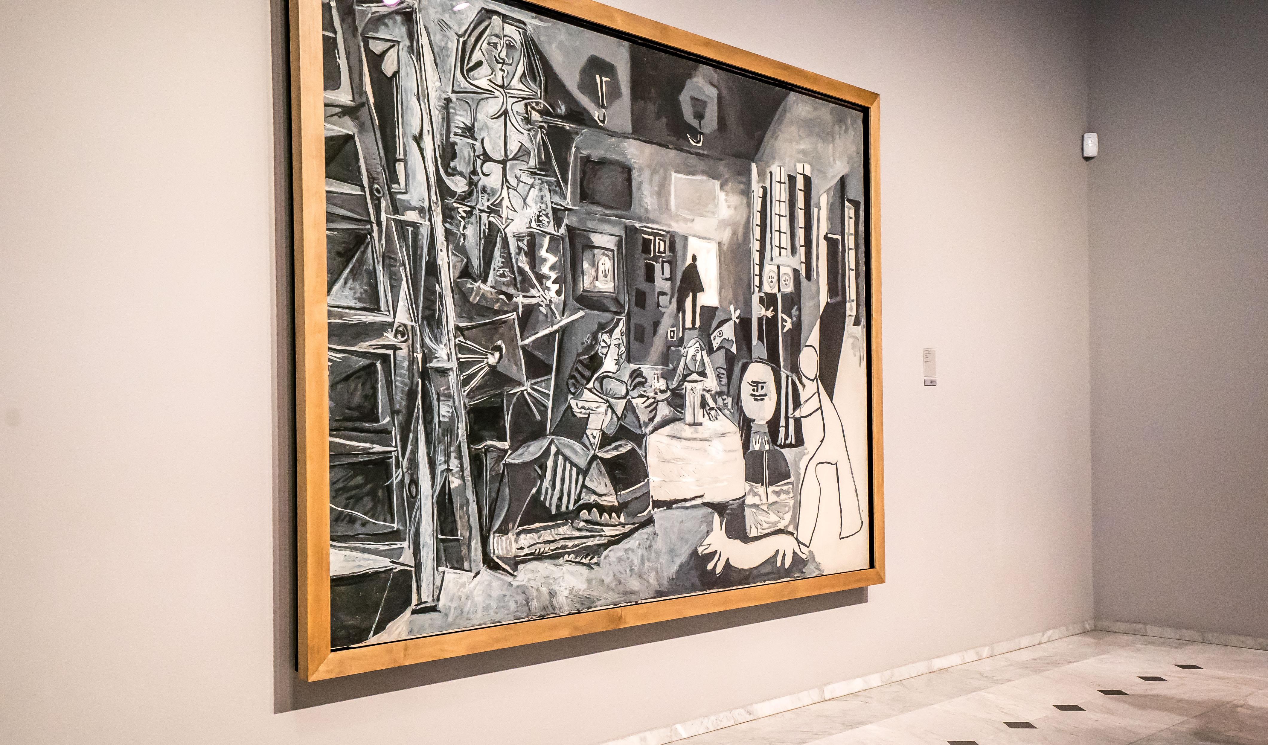Las Meninas by Pablo Picasso