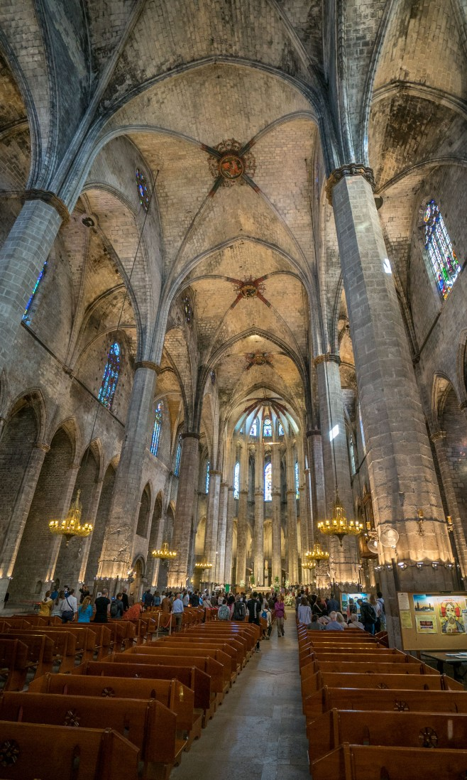 Basilica of Santa Maria del Mar