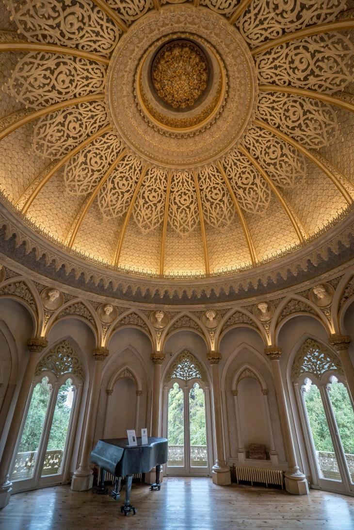 Monserrate Palace Piano