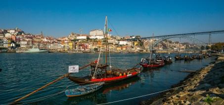 Porto Boats