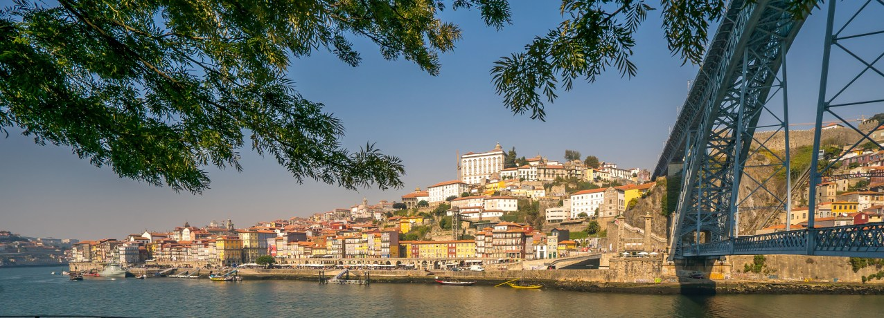 Porto from the Water