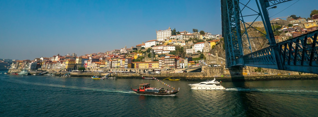 Porto from the Water2