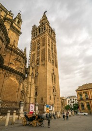 Seville Cathedral Bell Tower
