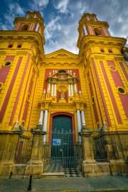 Seville Church