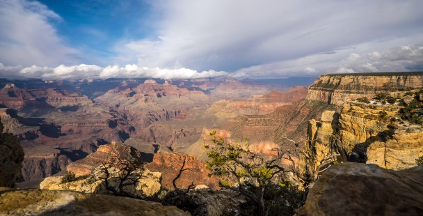 Grand Canyon - Powell Point