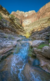 Hermit Creek mini falls