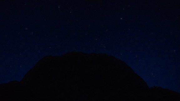 Capitol Reef - Stars