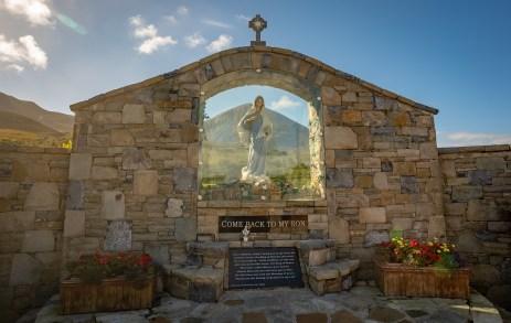 Crough Patric Shrine