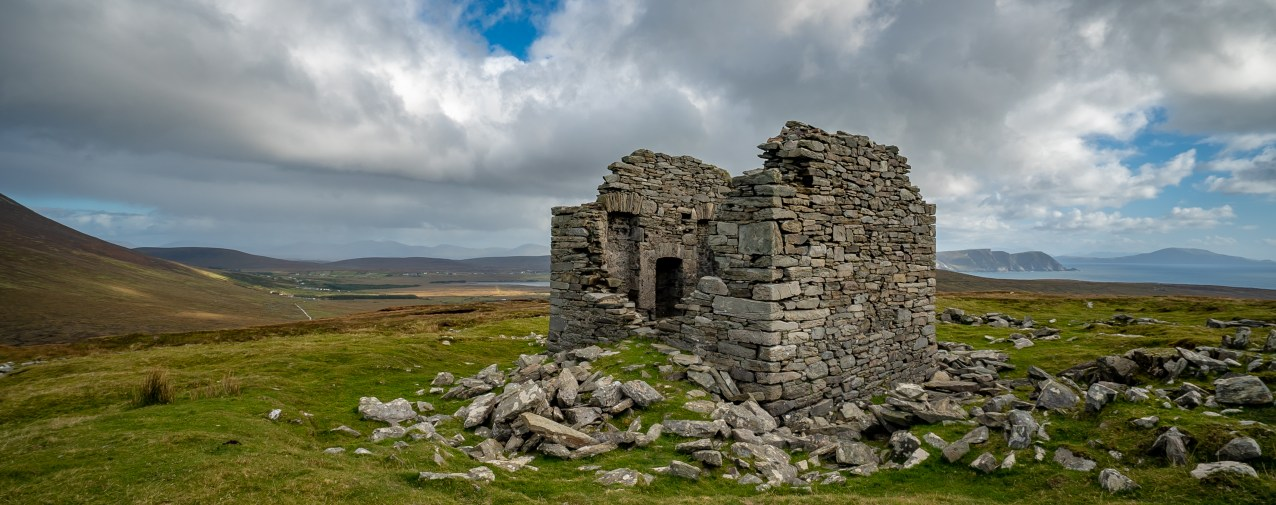 Lookout Tower - Achill Island