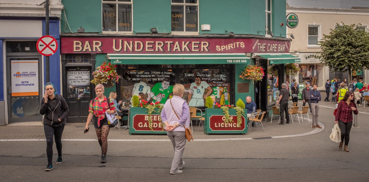 Mackens Bar - Wexford