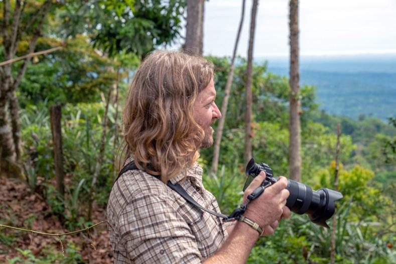 Keven with Camera Profile