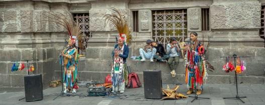 Quito Street Musicians