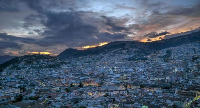 Quito Sunset