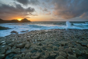 Giants-Causeway-sunset6