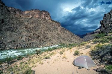 colorado-campsite-dark-clouds