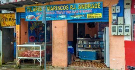 Coca Fish Shop