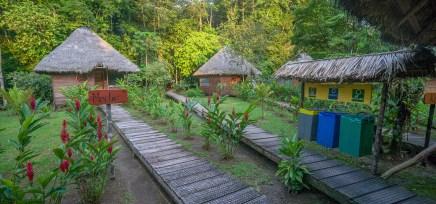 Sani Lodge Huts