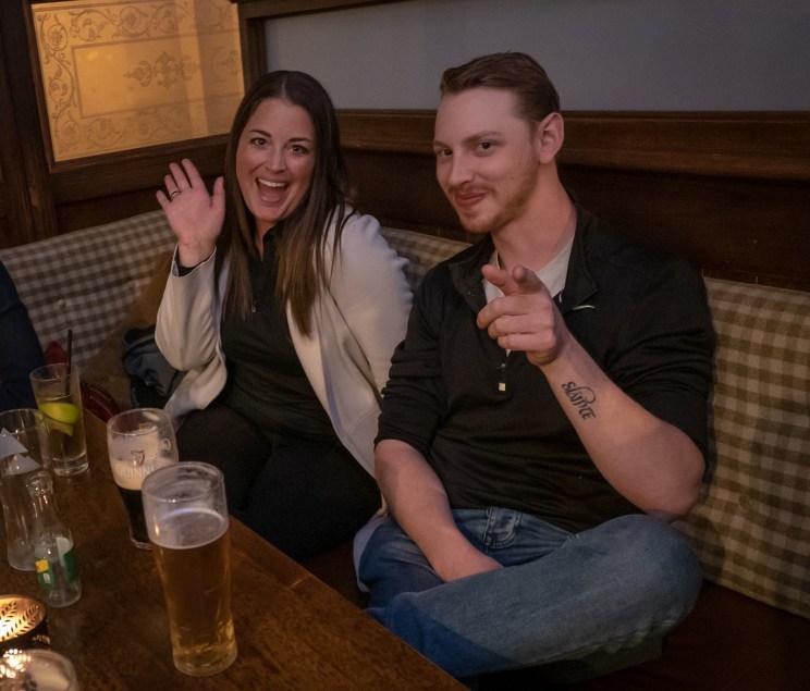 Merrick Shayna in Dungarvan Bar