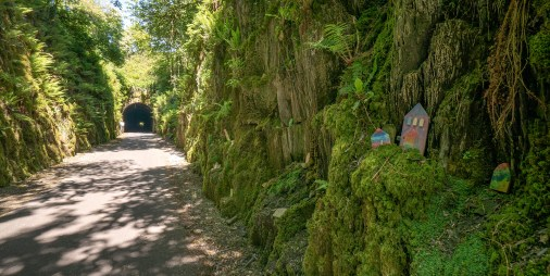 Waterford Greenway Tunnel